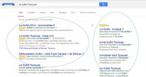 Annonces Google Adwords
