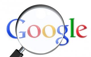 Recherche Google