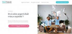 Taxtique webmaster